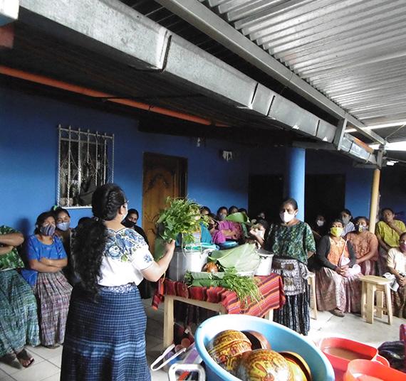 Favoreciendo el derecho a la alimentacion 7